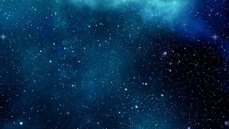 4k Blue Space Wallpaper Hd Wallpaper Space Hd Space Blue Galaxy Wallpaper