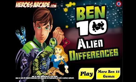 Ben 10 alien differences oyunu argul malik pinterest ben 10 ben 10 alien differences oyunu voltagebd Image collections