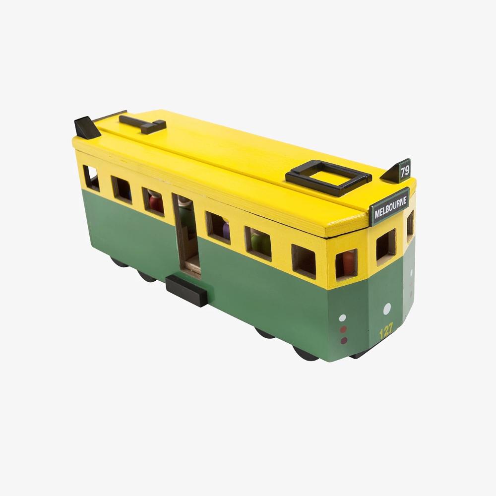 Iconic Toy Melbourne Tram Melbourne Tram Melbourne Toys