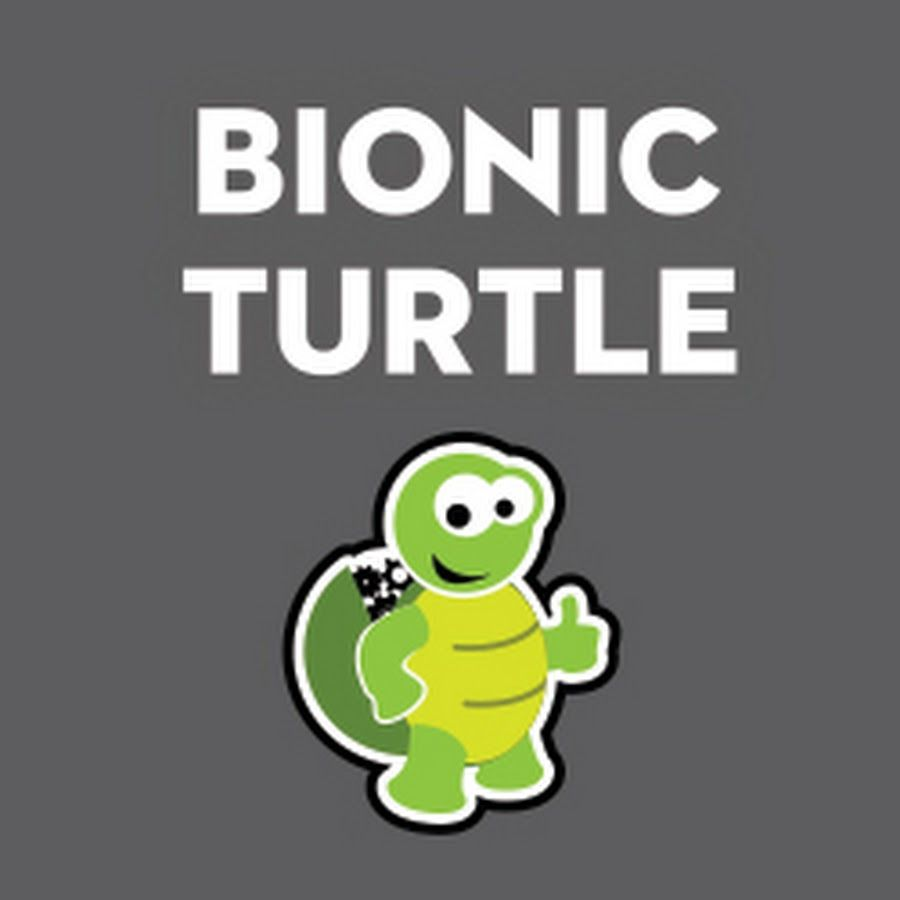 Bionic Turtle Is Your Expert Resource And Global Community
