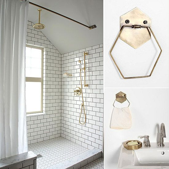 A Brass Towel Ring That Only Looks Expensive  Bronze BathroomBathroom  HardwareModern  A Brass Towel Ring That Only Looks Expensive   Towel rings  Towels  . Hardware Bathroom. Home Design Ideas