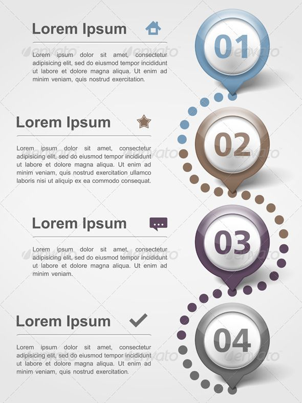 Infographics Design Template | Infographics | Infographic, Design