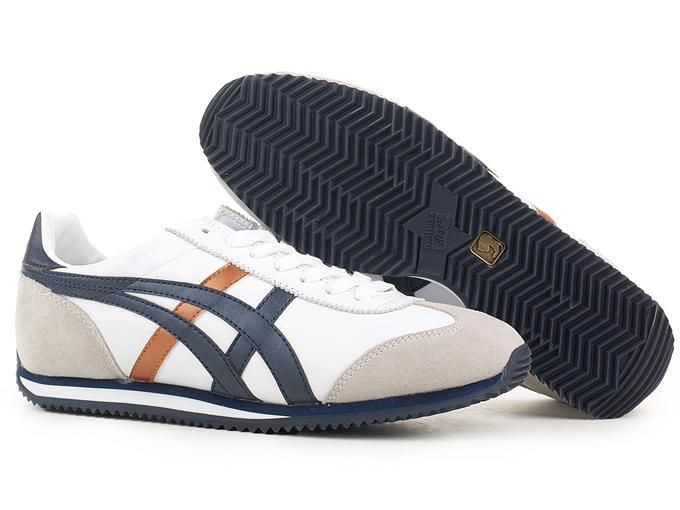 Chaussures Onitsuka Homme Onitsuka Tiger California 78 By By ASICS Blanc DK/ Bleu DK/ Or 65788b8 - propertiindonesia.site