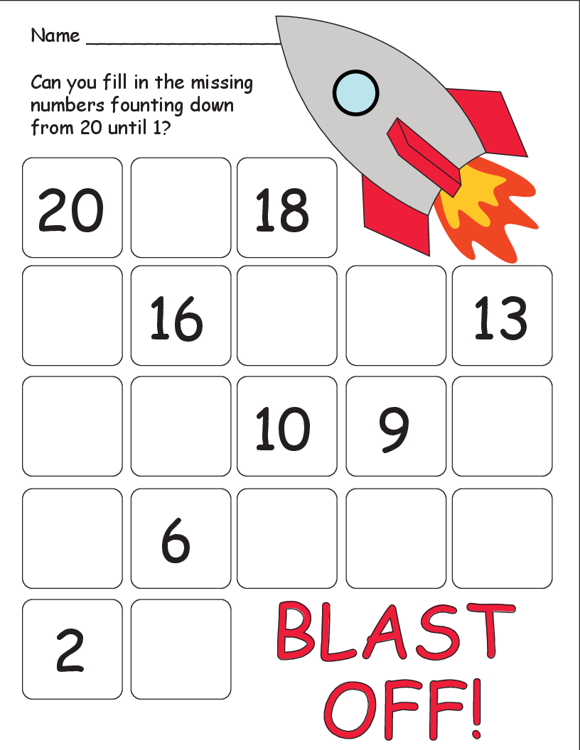 Kindergarten Space Worksheets Lesson Plan | Syllabuy.co | Math ...