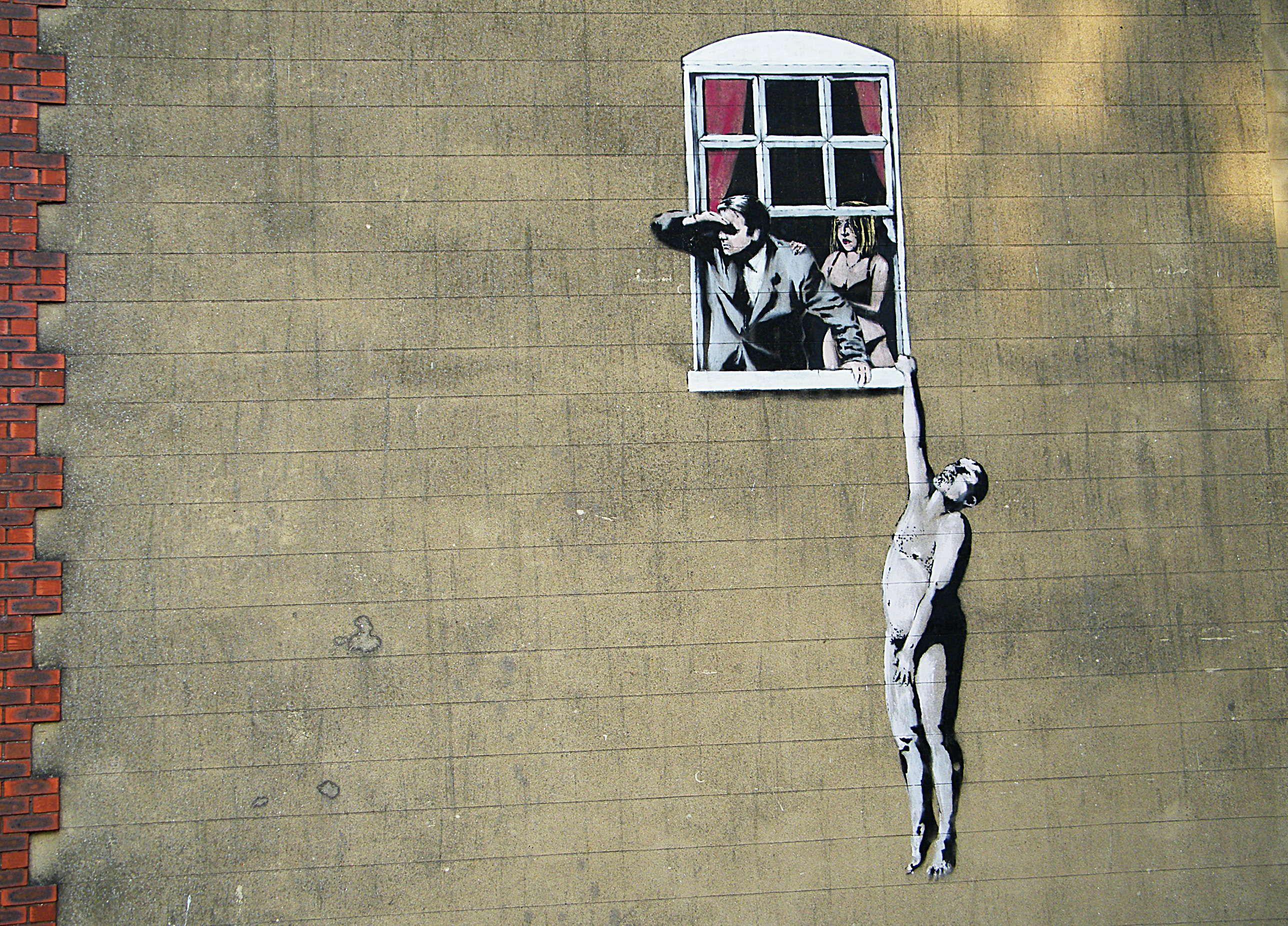 Graffiti art information - Collage