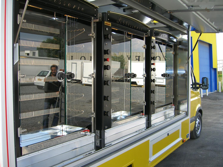 Rotisserie Food Trucks: The Next Generation 1515 Design