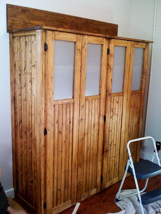 Building A Pantry Cabinet: Sometimes Homemade Is Just Right