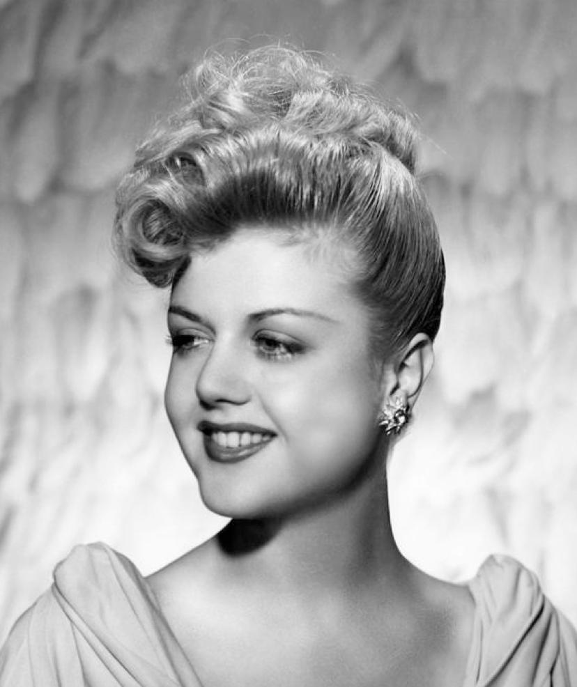 angela lansbury – 1940's hairstyles | angela lansbury
