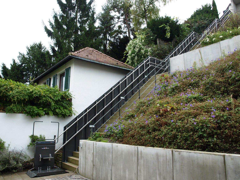 Best Double Function Stainless Steel Handrail Steel Handrail 400 x 300