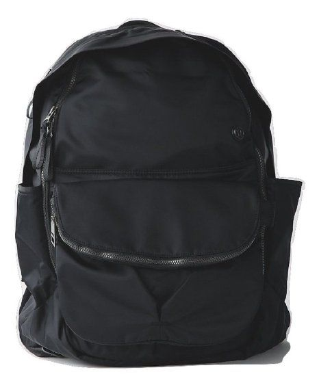 9fa67525c8 Lululemon All Day Backpack Black