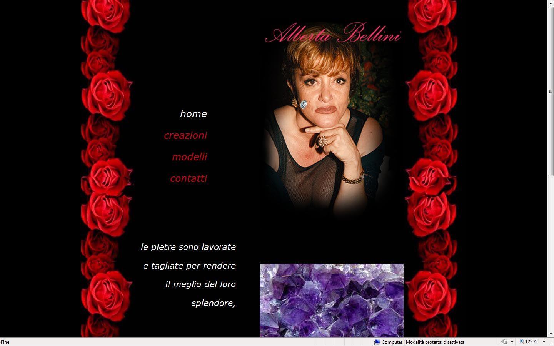 Creazione di gioielli - Alberta Bellini