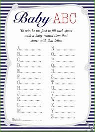 Shocking image with free baby shower games printable worksheets