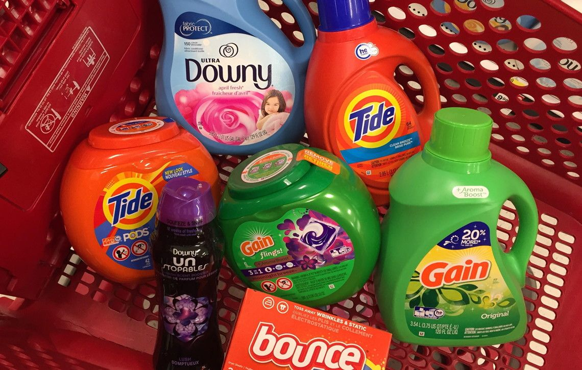 How to Never Pay Full Price for Laundry Detergent Dryer