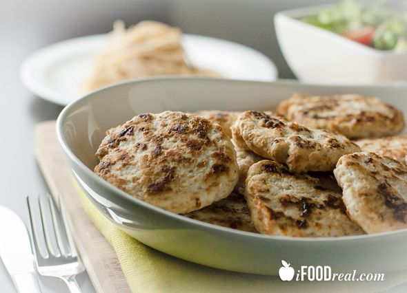 Skinnychickenpatties Take Chicken Breast4 Breasts Cube It Up Put