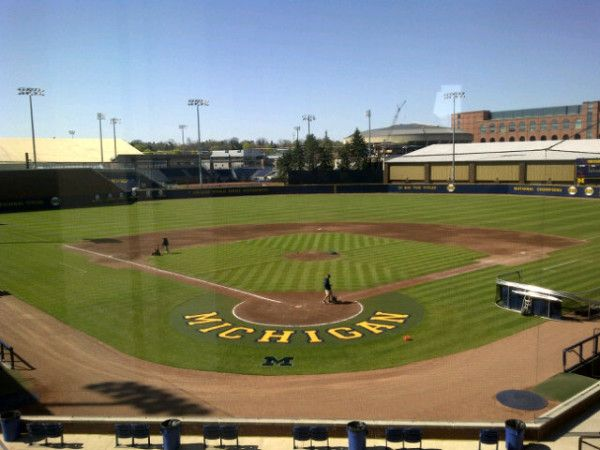 U Of M Baseball Program Will Get A Different Touch With New Coach Images By Umichbaseball Goblue Annarbor Baseball Program Go Blue University Of Michigan
