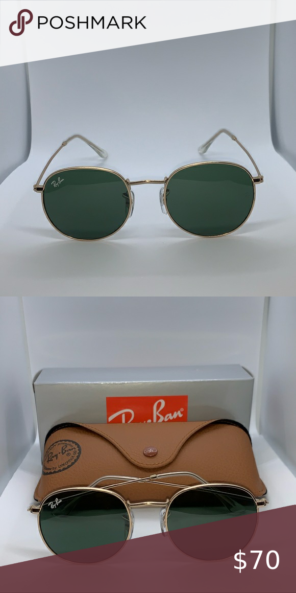 Ray Ban round sunglasses NWT in 2020 Ray ban round