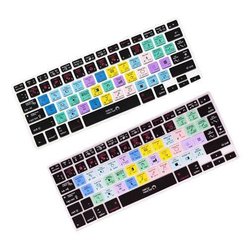 Adobe Illustrator AI Shortcut Keyboard Cover Skin for MacBook Air Pro 13 15 17