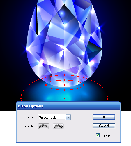 How to Create the Star of Africa Diamond Using Adobe Illustrator and