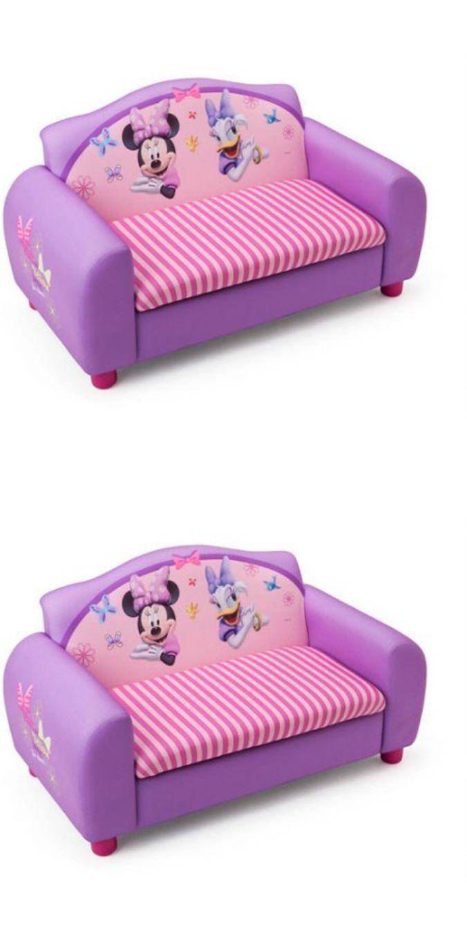 Sofas and Armchairs 134648 Disney Sofa Minnie Mouse Storage