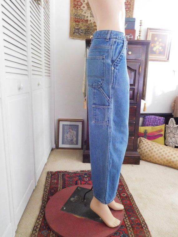 Carpenter Jeans Baggy Pants High Waisted On Sale Womens High Waist