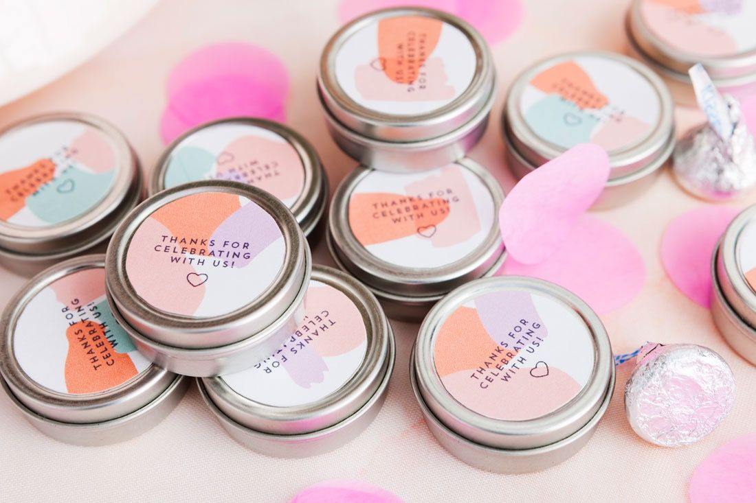 Make These DIY Lip Balm Favors for Your Wedding on a Budget | Lips