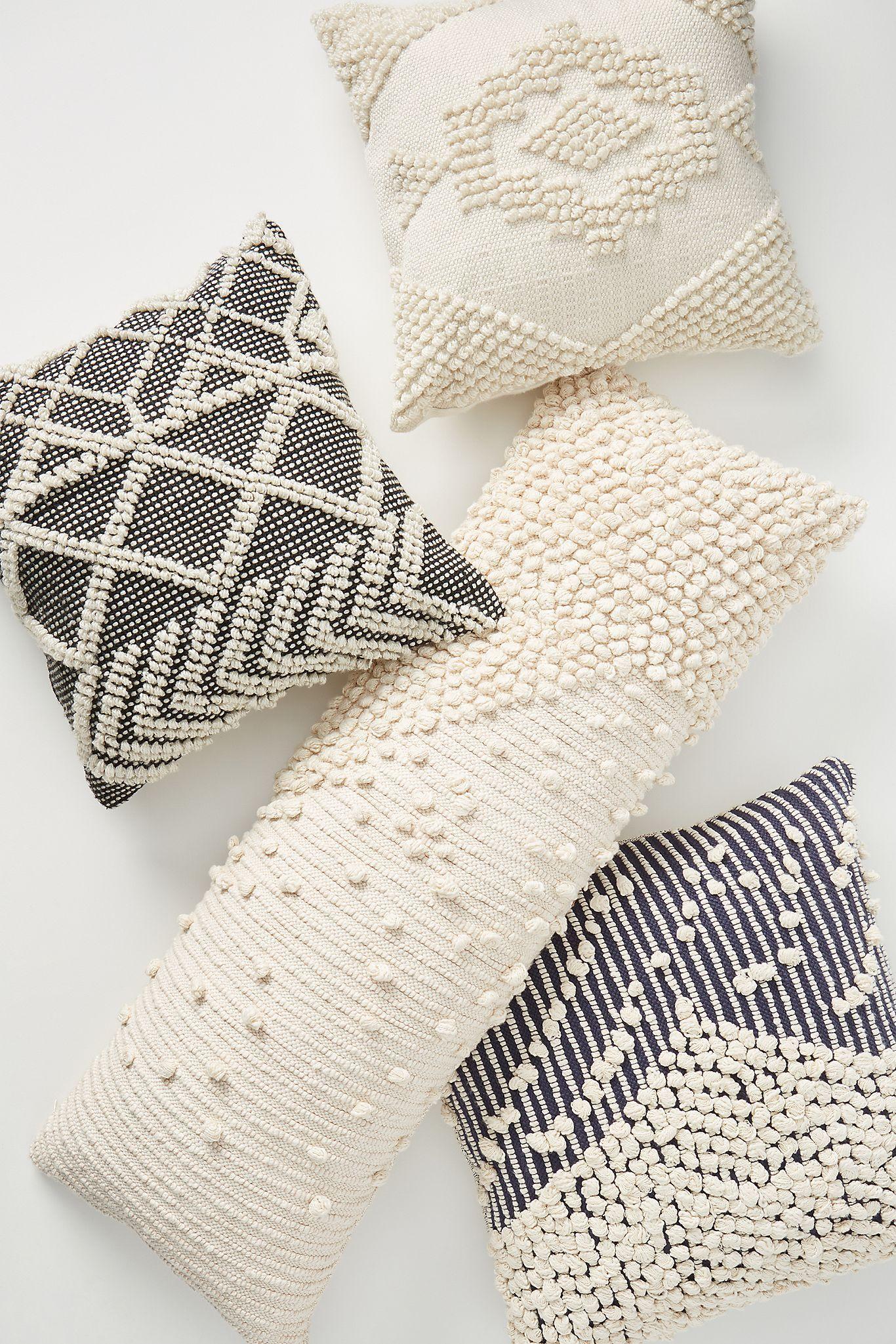 Bianca Indoor Outdoor Pillow Anthropologie Outdoor Pillows Indoor Outdoor Pillows Home Decor Sale