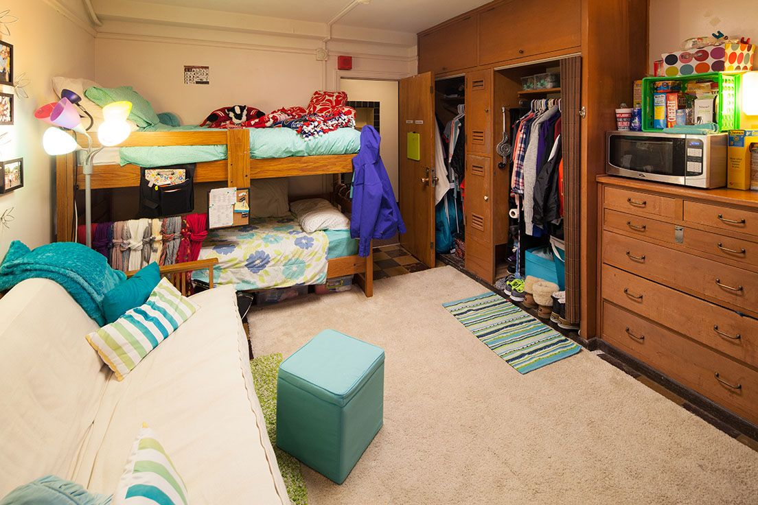 Slighter Hall, UW Housing   Best Room Contest Finalist 2013 2014 #UWHousing  # Part 18