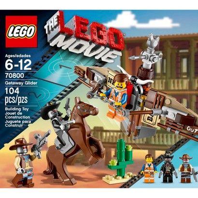 LEGO The Lego Movie Getaway Glider 70800 New