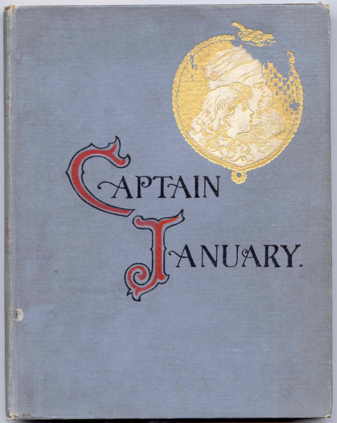 Captain January, 1892 (donated to our Friends of the Library.)