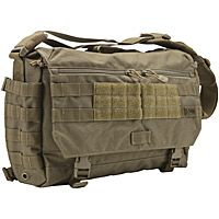 5.11 Tactical Messenger Bag It's Awesome!