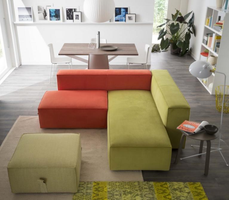 Nimes (con immagini) | Sala da pranzo e salotto insieme ...