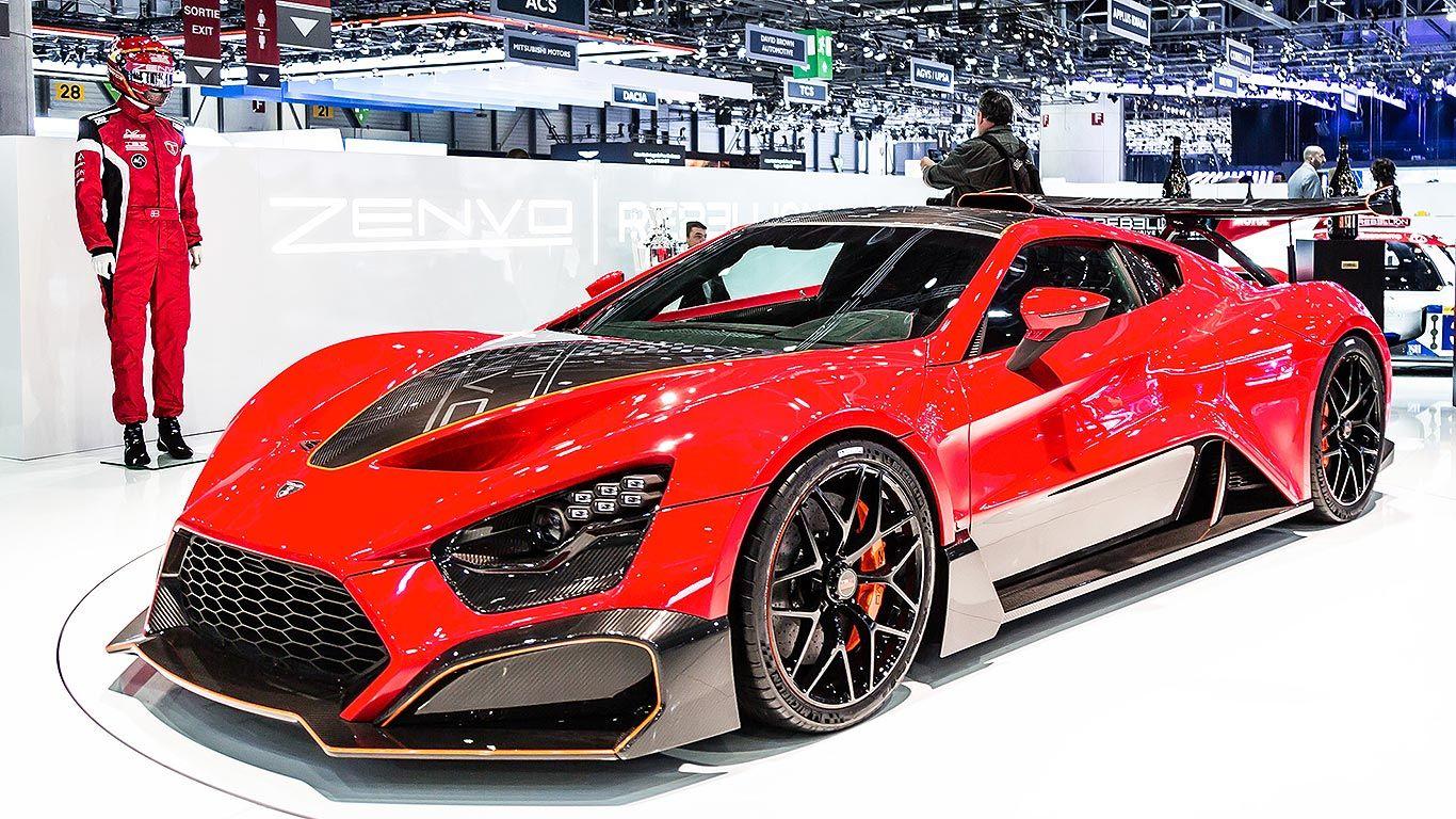 2019 Zenvo Tsr S Geneva 2018 Geneva Motor Show Super Cars New Supercars