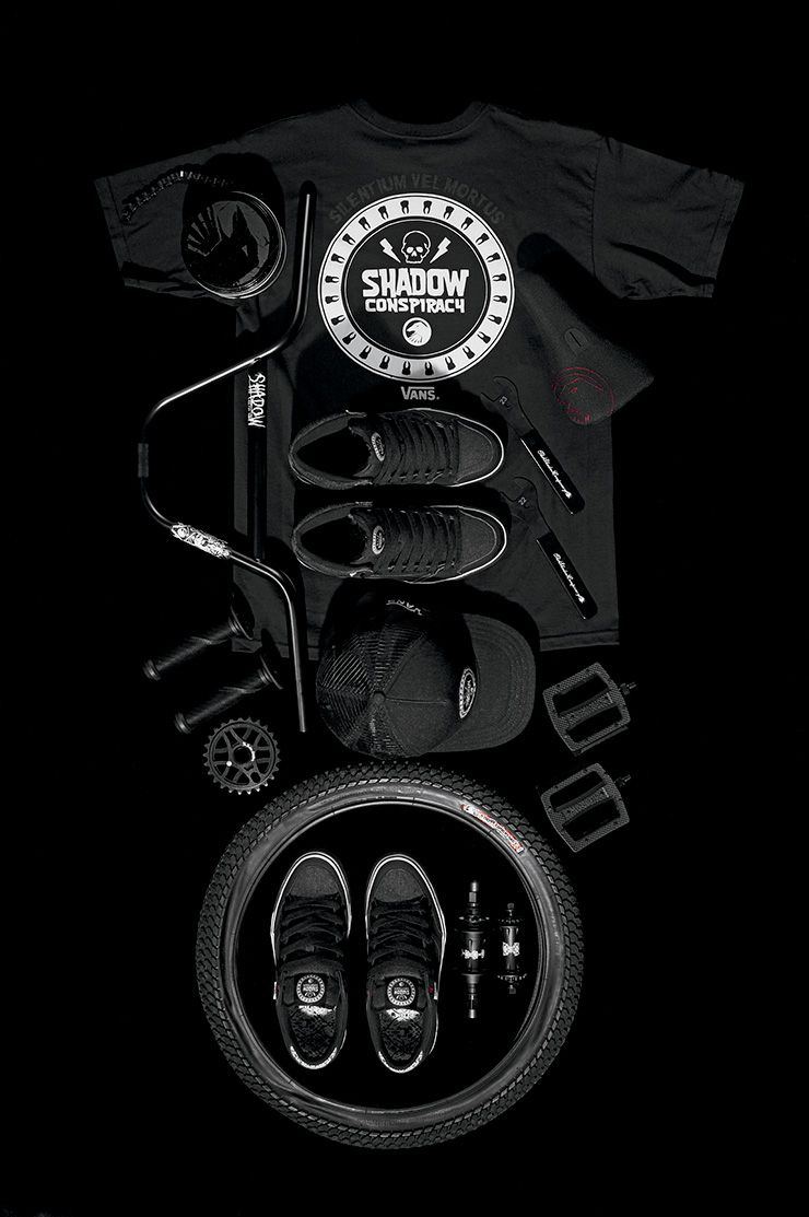 aa2b48eb55 The Shadow X Vans collaboration Shadow Conspiracy pack