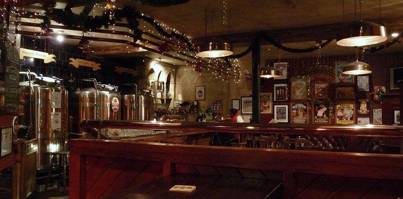 The Franciscan Well, un irish pub en Cork - http://www.absolutirlanda.com/the-franciscan-well-irish-pub-cork/