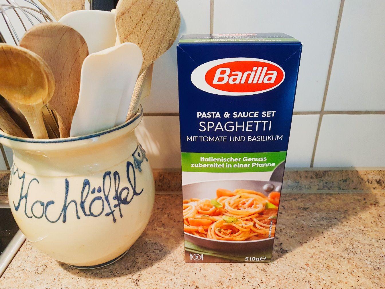 Barilla Pasta & Sauce Set Erfahrung