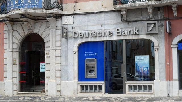 Deutsche Bank Belem Em Lisboa Lisboa Centro Financeiro Agencias