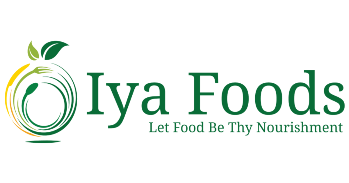 Iya Foods Authentic African Foods High Quality Health Food Natural Foods Whole Foods Seasonings Spices Bakin Whole Food Recipes African Food Recipe Mix