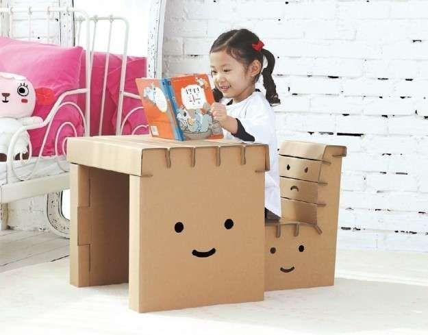 Juguetes de cart n para ni os fotos ideas diy mobiliario de cart n juegos juguetes de - Imagenes de muebles de carton ...