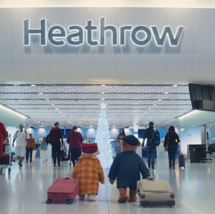 Uk Heathrow Christmas Advert 2020 UK Christmas Adverts   Index page for House Beautiful's running