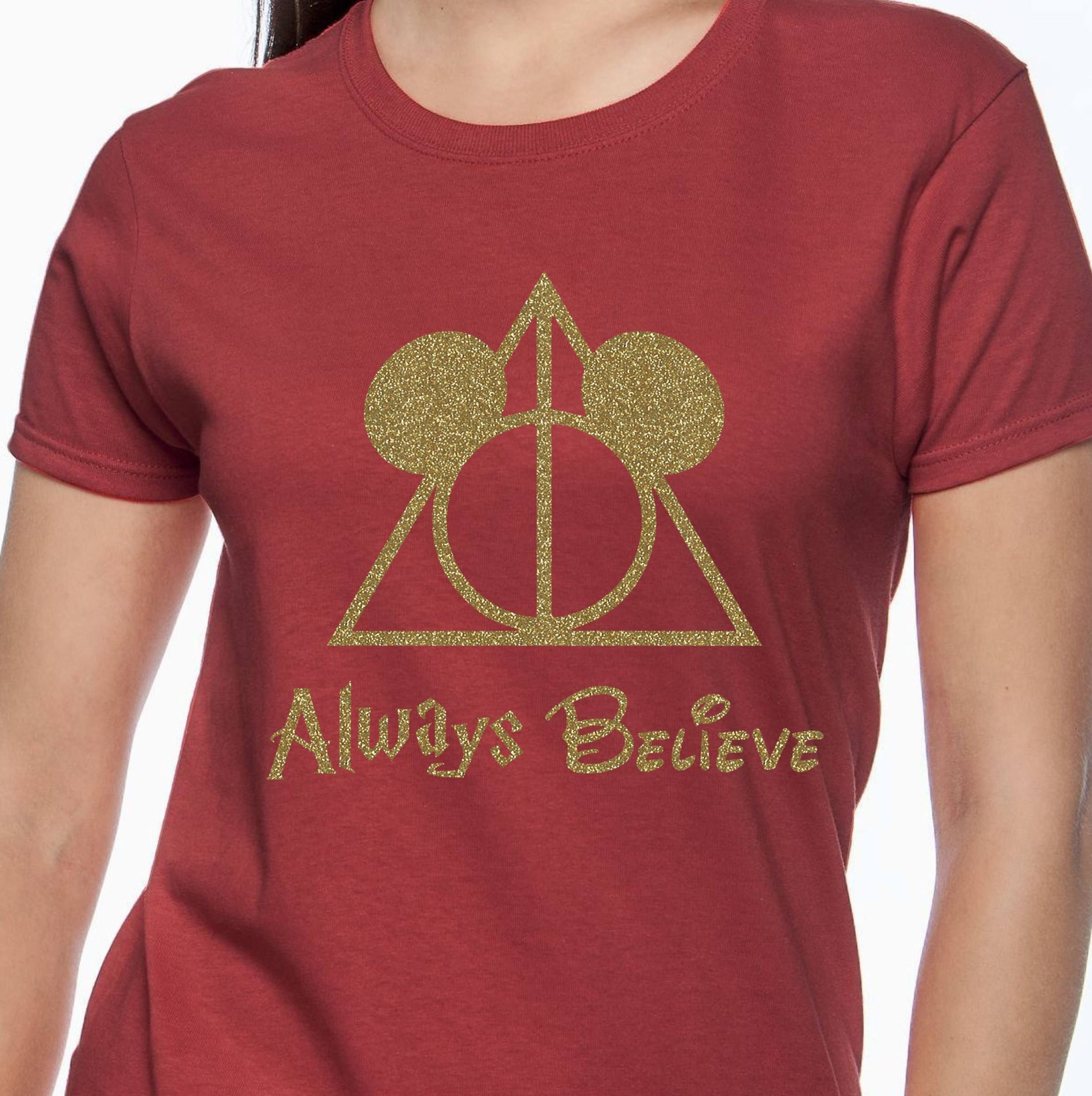 fdc4c9cfe Harry Potter Shirt, Disney Matching Vacation , Glitter, Hogwarts, for her,  for him, Harry T Shirt, Ladies, family vacation, youth, ...