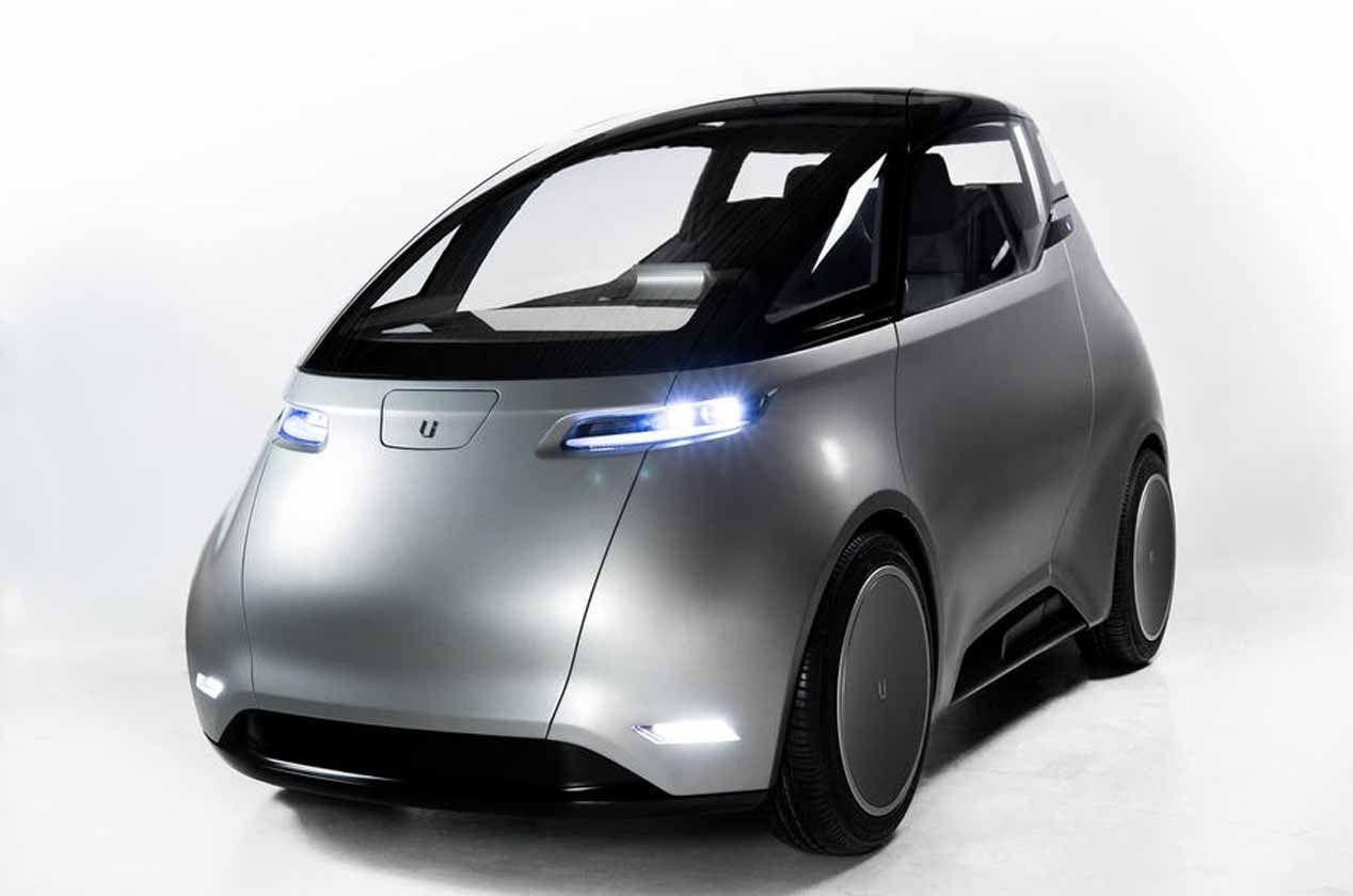 Uniti Media Markt 300 Km De Autonomia Auto Electrico Carros