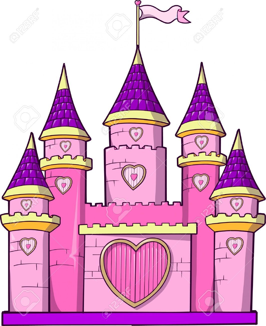 princess castle pictures Google Search Castle cartoon