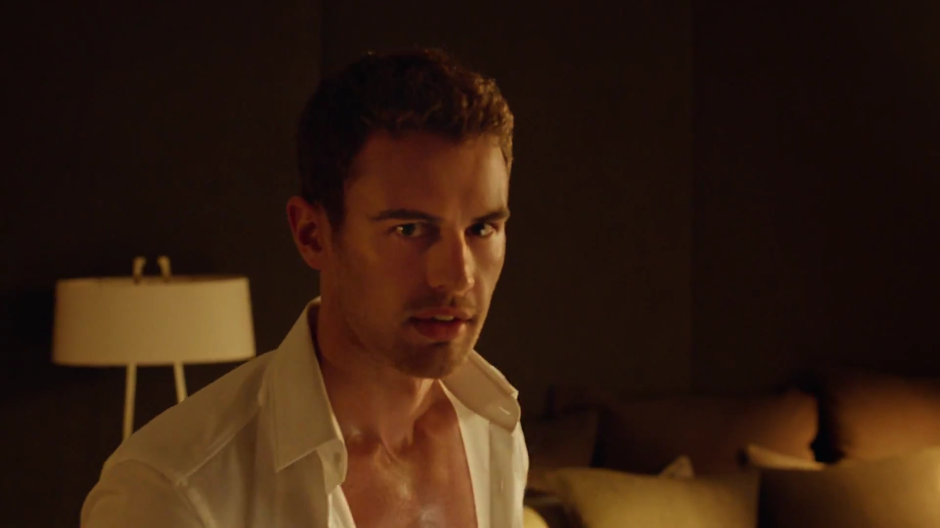 Hugo Boss The Scent Commercial Dressing Up The Man Theo James