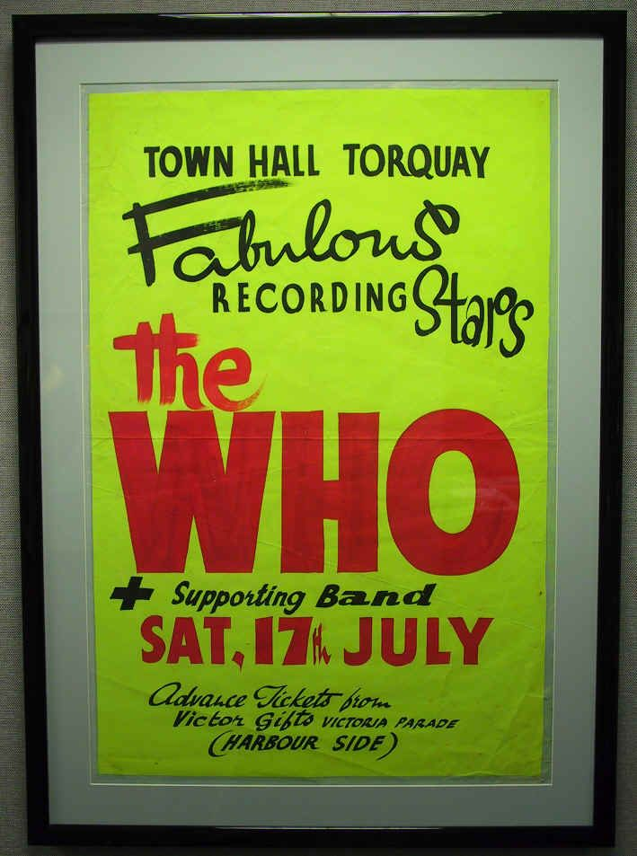 one off hand painted posters - Google Search