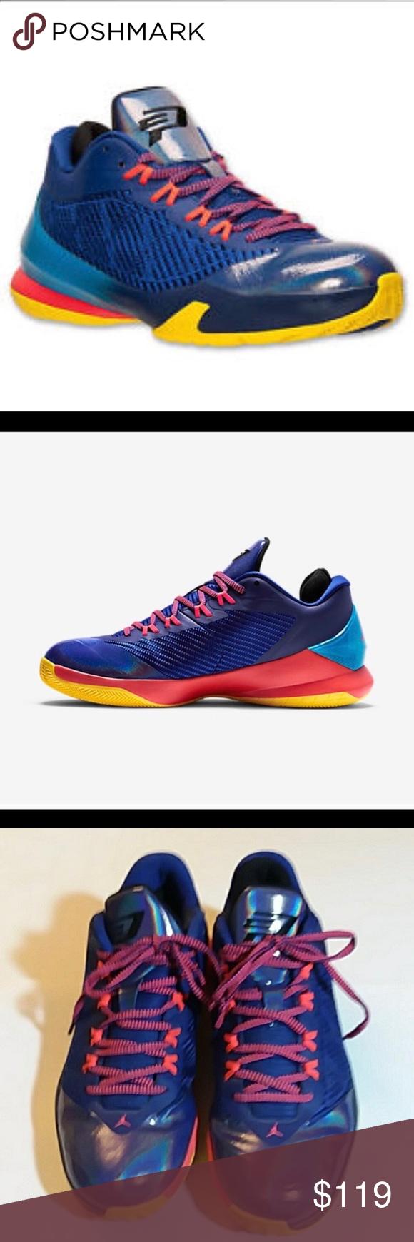 Nike Chris Paul Men's Basketball Sneaker Like brand new