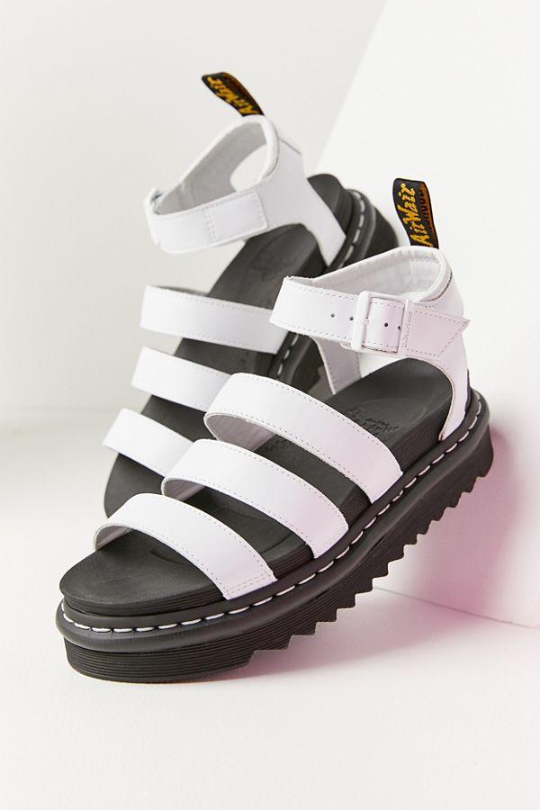 Dr. Martens Blair Sandal | Cute womens shoes, Women's shoes