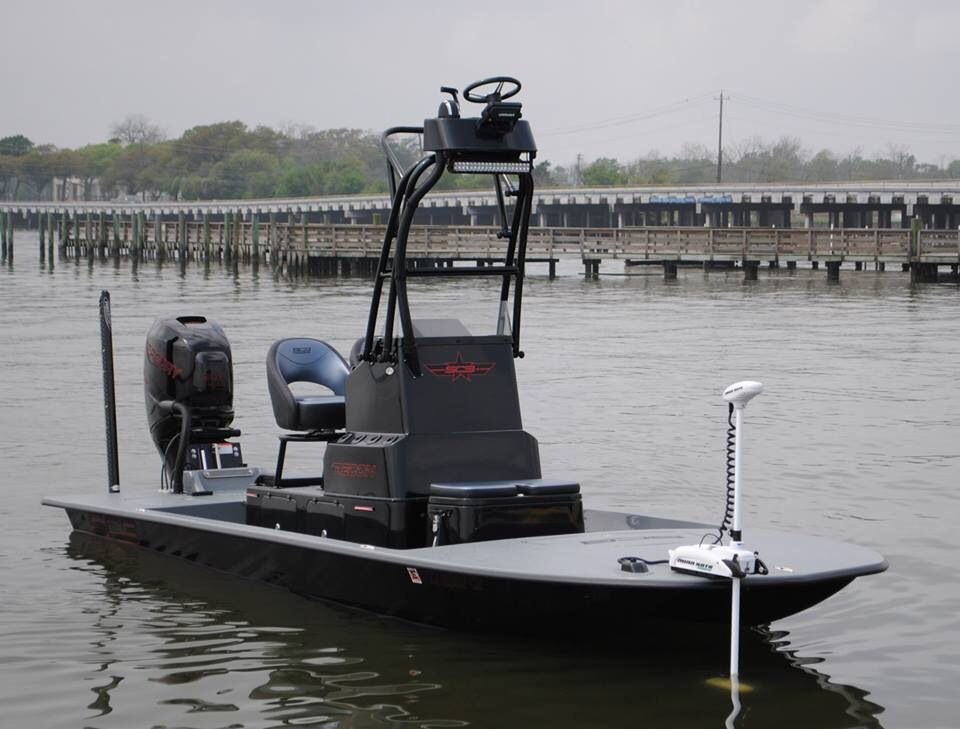 2coolfishing autos post for Custom fishing boats