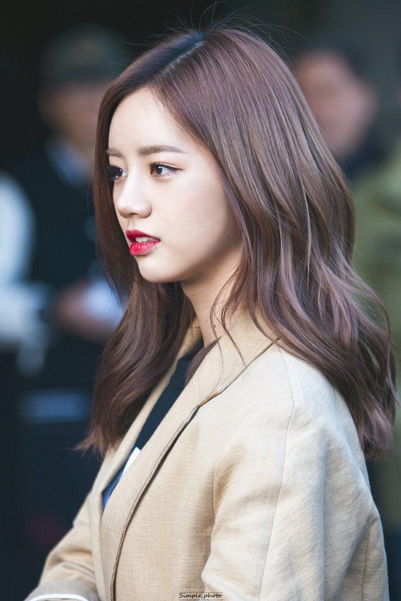 Photoblog Dedicated To Female Kpop Idols Kpop Hair Color Korean Hair Color Girl S Day Hyeri