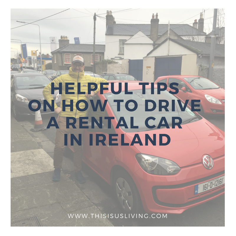 Helpful Tips On How To Drive A Rental Car In Ireland Car Rental Car Hire Dollar Car Rental