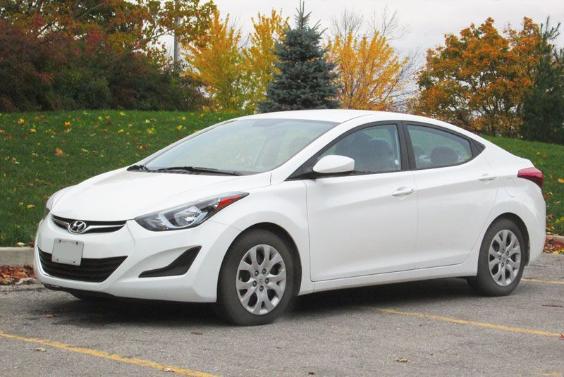 20112016 Hyundai Elantra sedan problems, fuel economy